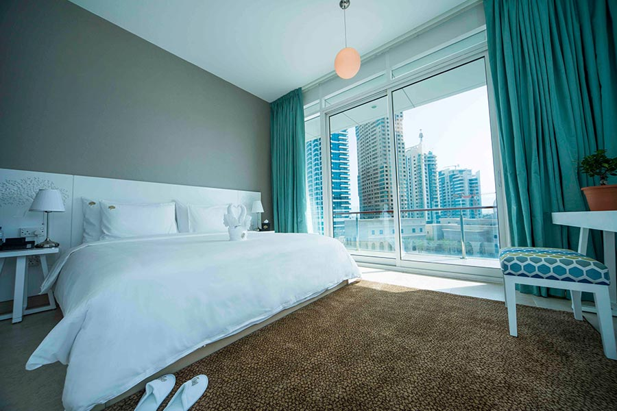Two-Bedroom Apartment - Jannah Hotels & Resorts - Jannah Place