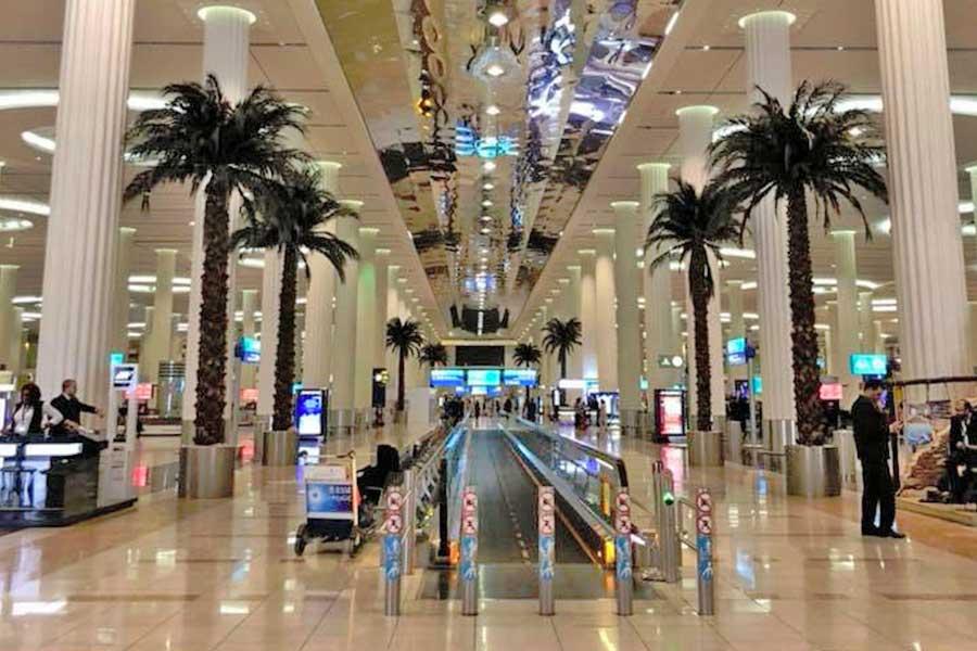 Abu Dhabi International Airport T2