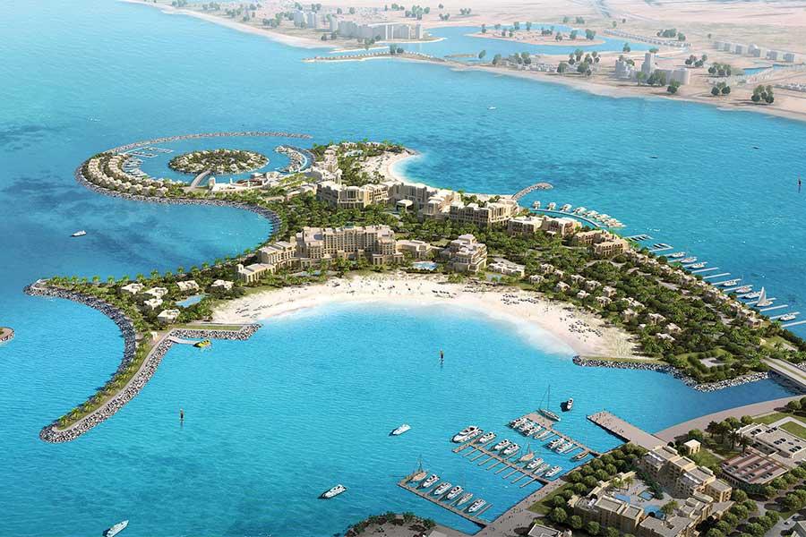 Marjan Island