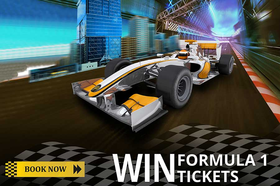 Formula 1 Package