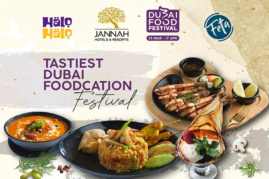 Dubai Foodcation Festival